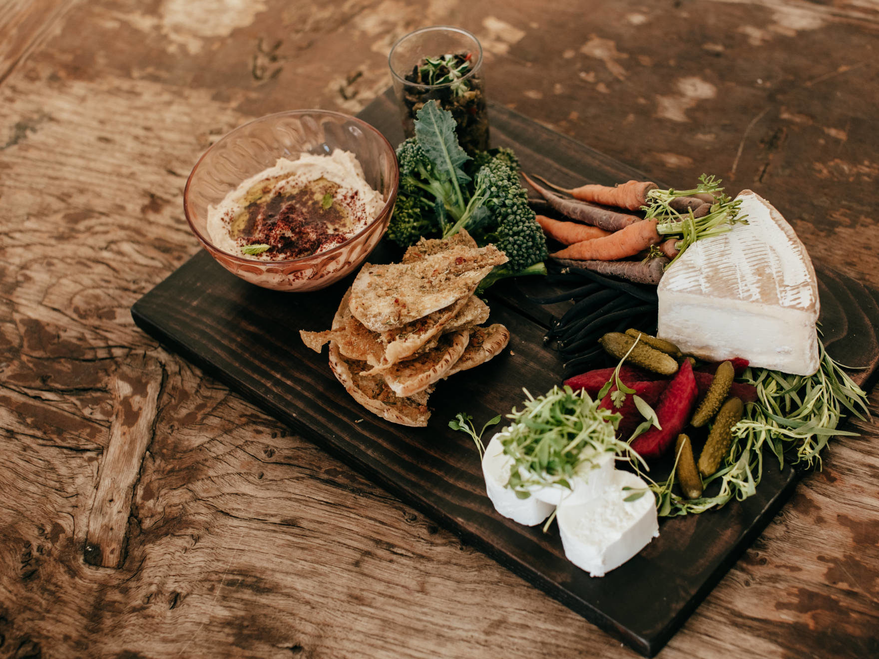 Newhall - Charcuterie Board